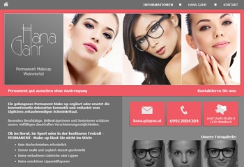 Permanent make-up Austria